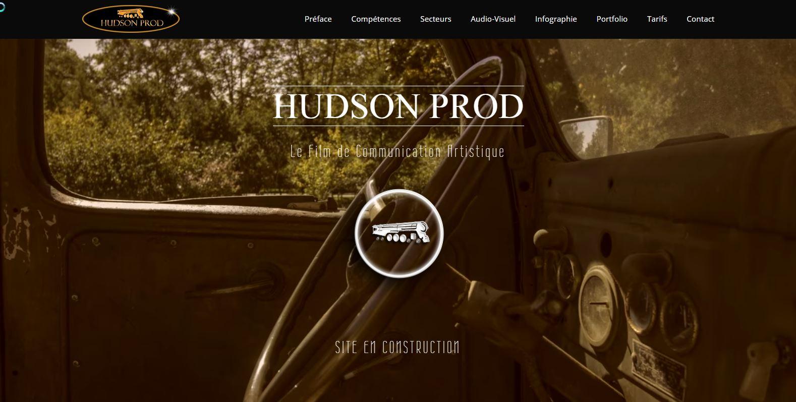 Site Wordpress Vidéo